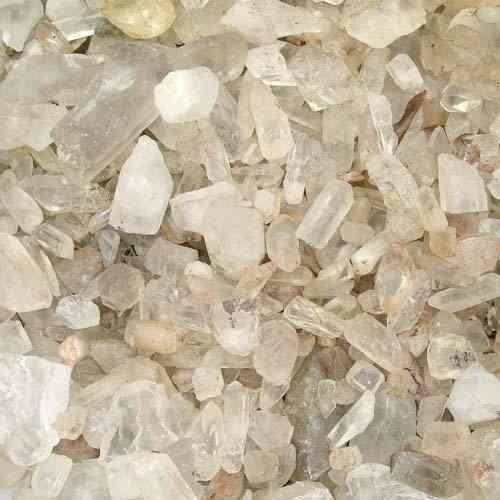 Cristal Bruto 1kg Pedras Para Trabalho Ou Esoterismo