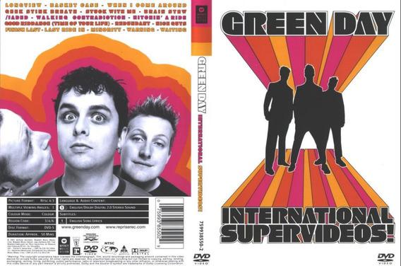 Green Day - International Supervideos ( Dvd Importado)