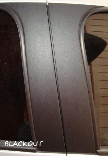 Adesivo Blackout Para Coluna - Tipo Scenic Twingo Duster