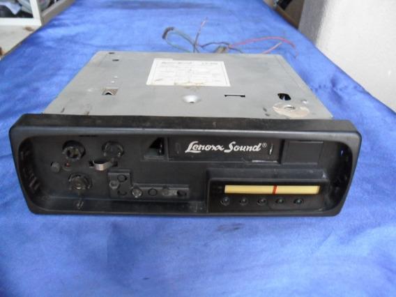 Cd Lenoxx Sound Lx 400 (traseira)(a_p 74)