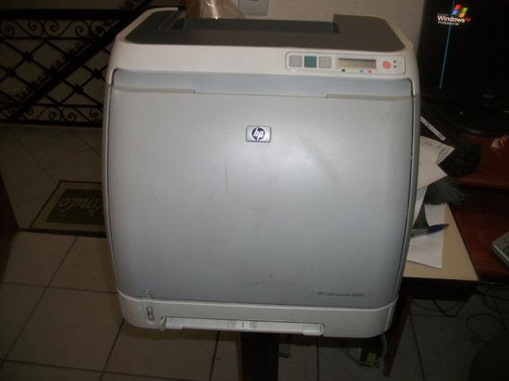 Impressora Laserjet Color Hp 2600 Funcionando Sem Toner