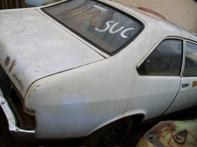Dodge Polara 77 Completo P/ Restaurar Lata Boa Com Mecanica