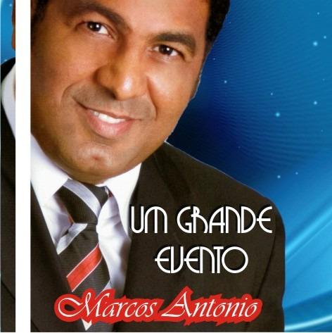 Marcos Antônio - Cd Um Grande Evento