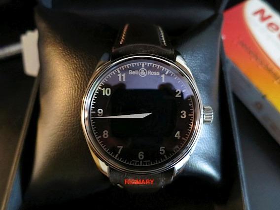 Relógio Bell & Ross Fusion Multifunção Sem Uso - Rigmary