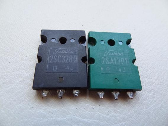 Transistor De Potencia 2sc3280 E 2sa1302 Marantz Onkyo