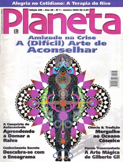 Revista Planeta Nº328 - Janeiro/00 (esoterismo, Ocultismo)