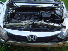 Honda Civic Sucata New Civic Automatico E Mecanico