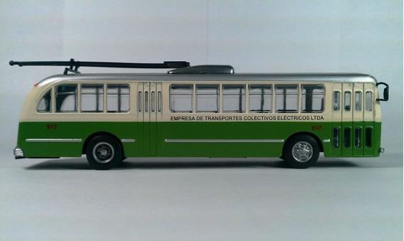 Miniatura Trolebus / Onibus Trolebus Pullman Frete Grátis !