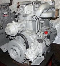 Manutenção E Venda De Motores Diesel Mwm 229 3,4 E 6 Cil