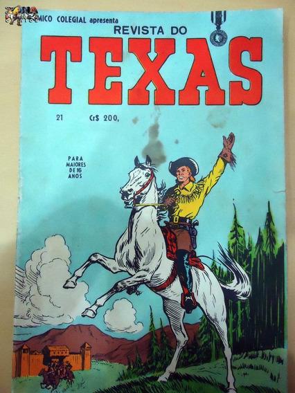 Cômico Colegial Apresenta : Revista Do Texas Nº21 - La Selva