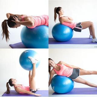 Balon Ejercicio, Yoga Pilates Fitness Inestable Terapia