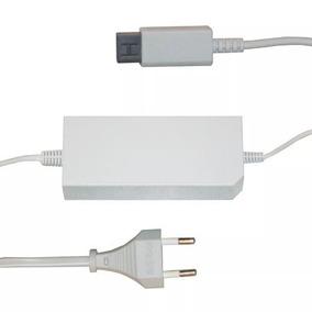 Ac Adaptador Fonte Carregador P/nitendo Wii Bivolt 110 E 220