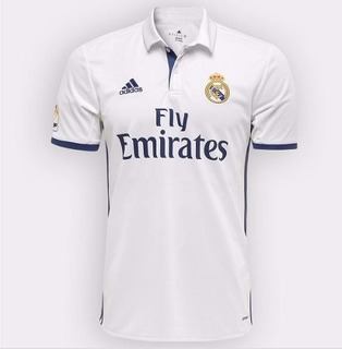 Camisa Real Madrid 2017 Pronta Entrega - Uniforme 1