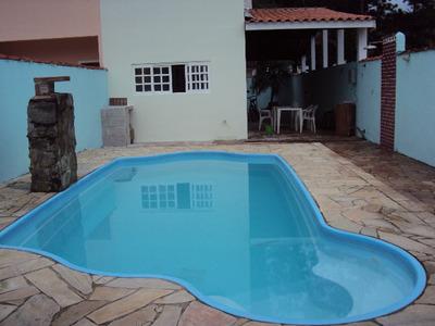 Casa C Piscina,hidro, Cascata Em Ubatuba-ano Novo Disponível