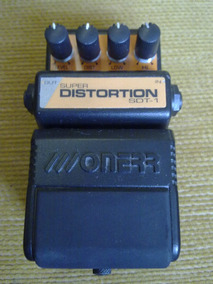 Pedal Onerr Sdt-1 Distortion - Zeradooo