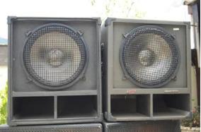 Caixa Acústica Sub 15 600w Unidade.