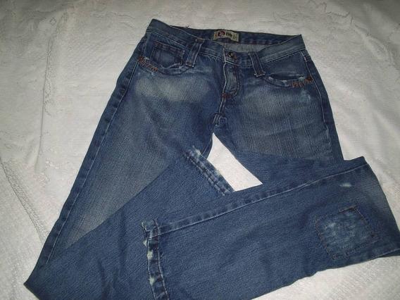 Calça Jeans Unisex Tamanho P