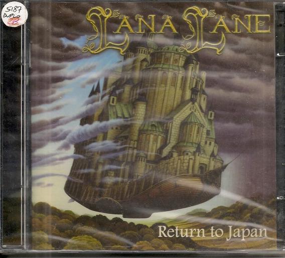 Lana Lane - Return To Japan Duplo Lacrado