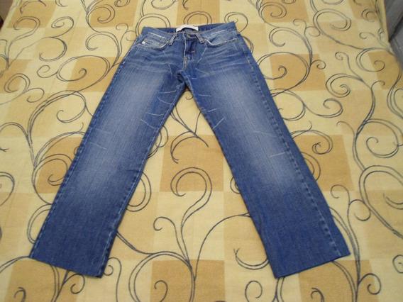 Calça Jeans M.officer Tamanho 36 Bom Estado Com Sacola