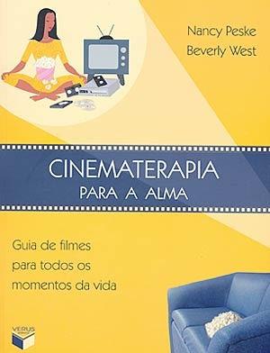 Cinematerapia Guia Filmes P/ Todos Momentos Vida Livro Sadão