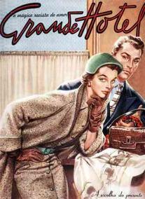Grande Hotel Nº 461: Charles Boyer - Myriam Bru - 1956