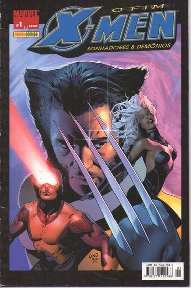 X-men - O Fim Vol.1&2 (em 06 Edições Completa)