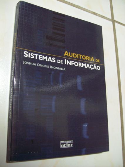 Livro: Auditoria De Sistemas De Informação - Imoniana - 2005