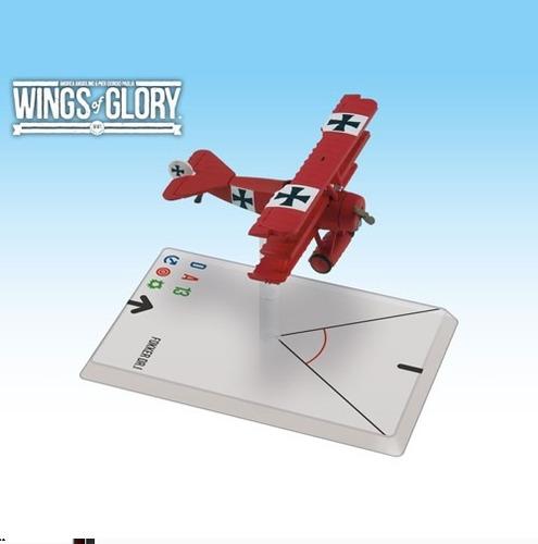 Fokker Dr. I (von Richthofen) Wings Of Glory Jogo 1a.guerra