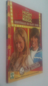 Livro A Batalha Das Bandas - High School Musical - Disney