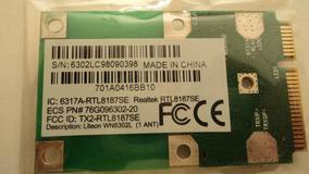 Placa Wireless Cce-ile432