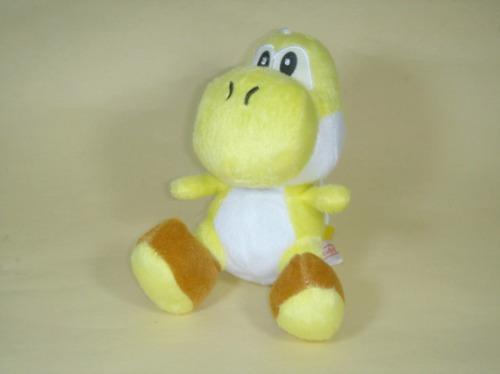 Boneco Pelúcia Yoshi (super Mario Bros) Personagem Nintendo