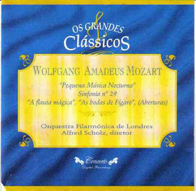 Mozart - Grandes Clássicos