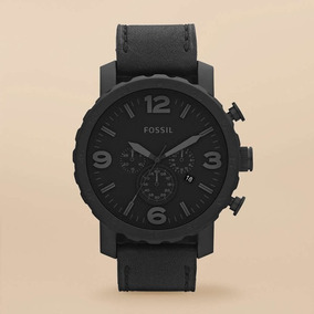 Relógio Fossil Jr1354 Black Nate