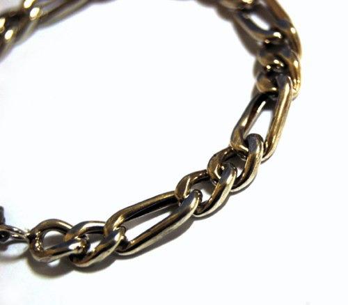 Pulseira/bracelete Em Prata 950 - 12,5g