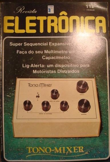 Revista Eletrônica No.112 Janeiro 1982
