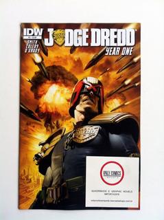 Judge Dredd - Year One #2 (2013) Idw
