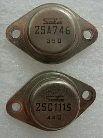 Receiver Marantz 4400 Transistores Originais (par)