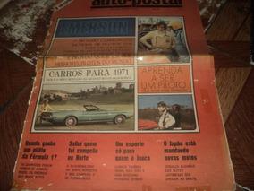 Auto Postal -outubro 1970 N12