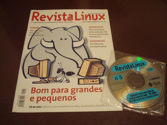 Revista Do Linux Número 5 - Maio/2000