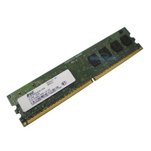 Memória Ddr2 512mb Smart Pc 5300