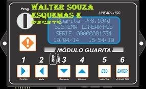 Manual De Instalação - Módulo Guarita Hcs 2005
