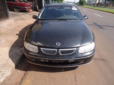Sucata Omega Australiano V6 3.8 2000 Somente Pecas