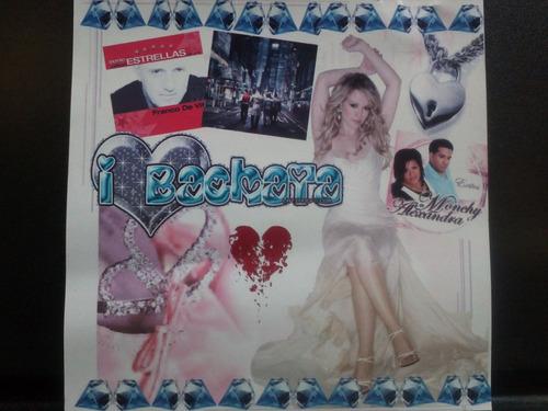Bachata I Love Bachata Cd Edición Especial México