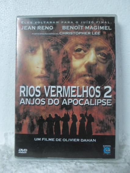 Dvd Rios Vermelhos 2 - Original