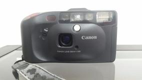 Câmera Analógica Canon Ace Date. Peça Para Coleção