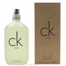 Perfume Ck One Calvin Klein 200ml Unisex Edt Tester