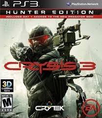 Jogo Usado Crysis 3 Hunter Edition Playstation Ps3 Ea Games