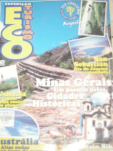 Revista Expedição Eco Turismo Minas Gerais N 5