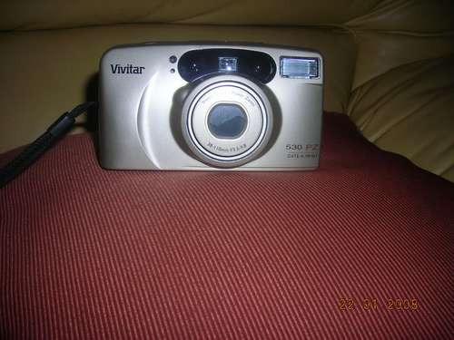 Câmera Fotográfica Vivitar 530pz