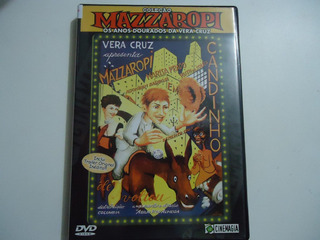 Dvd Filme Coleçao Mazzaropi Candinho Lindoooooooo